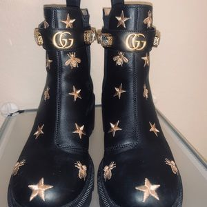 Authentic Gucci Boots from Current Collection